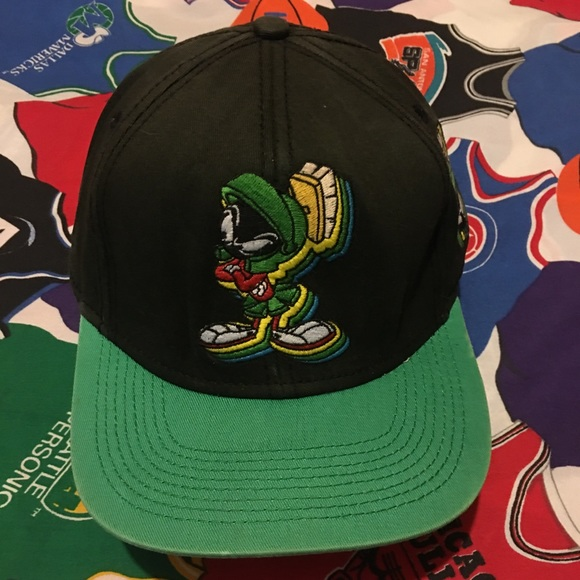 c43c469d ... coupon code for vintage looney toons marvin the martian snapback 45636  20d21